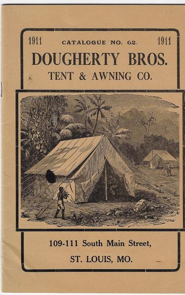 Dougherty Bros. Tent and Awning Co. - 1911