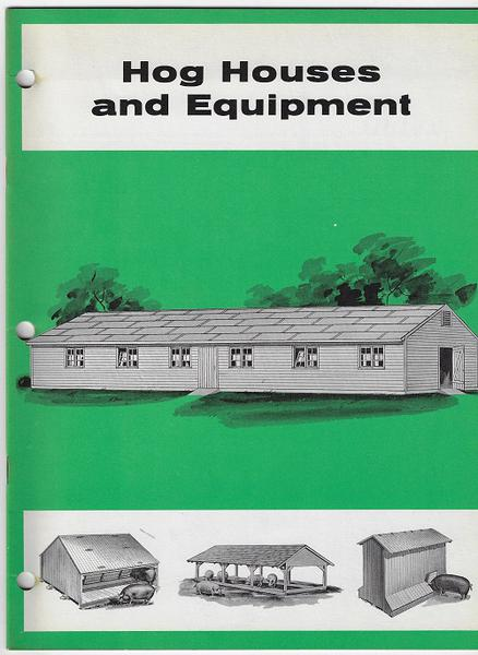 Hog Houses and Equipment