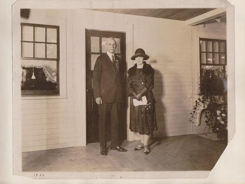 The Indianapolis Home Show Photo Album - 1922-1948