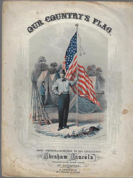 Our Country's Flag Sheet Music