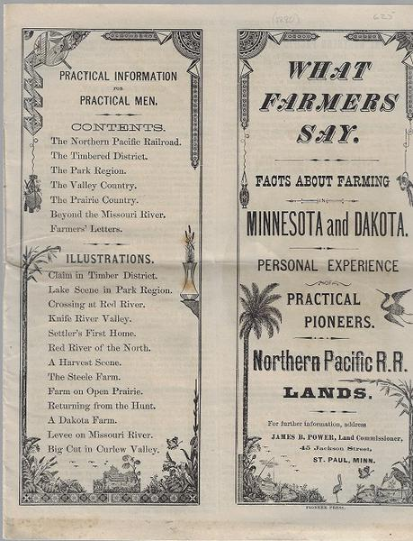Facts About Farming - Minnesota and Dakota